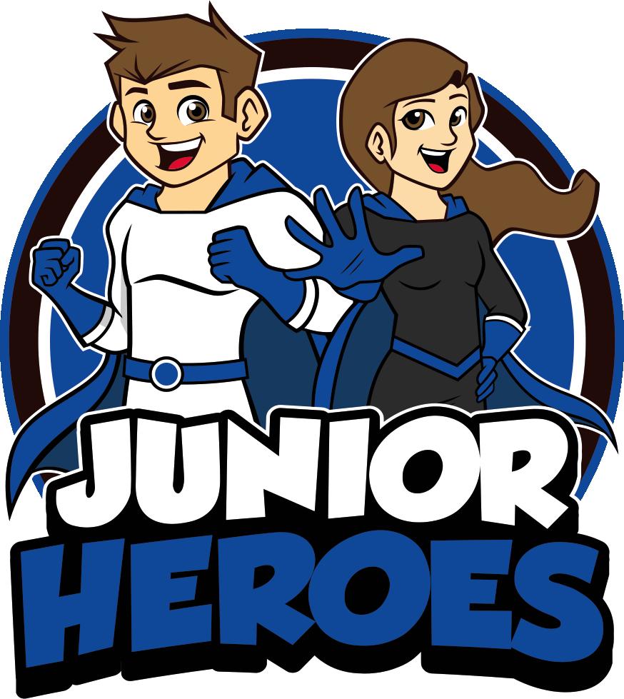 Junior Heroes - Kampfsport für Kinder ab 3 Jahre!